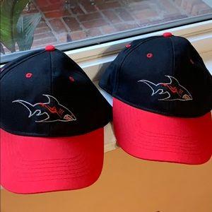 Accessories - Two Jax Sharks Hats